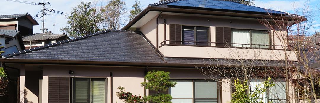 屋根葺き替えの3つのメリット