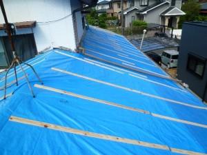 台風の準備