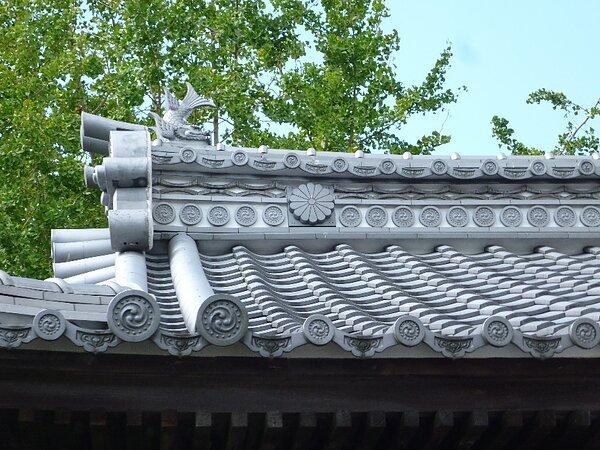 八女市 福島の町並みを巡ってきました。 太洋瓦総工の画像