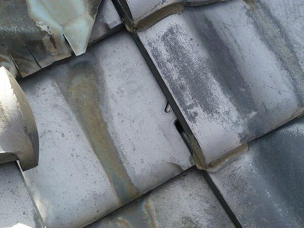 荒尾市大島において雨漏り修理    太洋瓦総工の画像