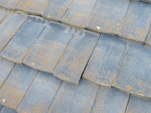 大牟田市手鎌において雨漏りの修理です。 太洋瓦総工の画像