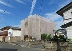 荒尾市万田において、屋根塗装のイメージ