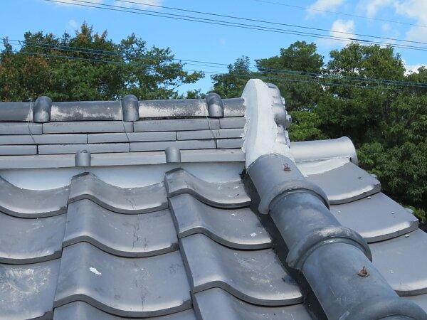 大牟田市 橘にて雨漏り修理の画像