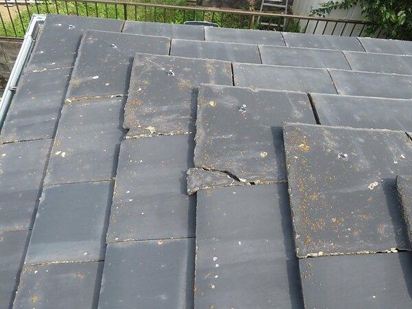 大牟田市手鎌::屋根瓦の葺き替えの画像